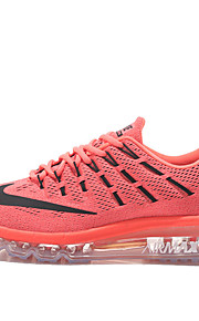 Nike Flyknit Air Max 2016 Womens Running Shoes Black Trainer Sneakers Shoes Cyan Rose Orange