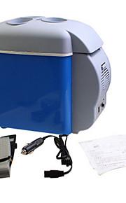 auto jtron riscaldamento portatile e scatola di raffreddamento con portabicchieri / piccolo frigorifero per auto