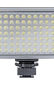 YONGNUO YN-0906ii 70-ha condotto la luce videocamera ultra luminoso per Canon Nikon Olympus Panasonic Samsung