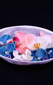 Women's Flax / Fabric / Net Headpiece-Wedding / Special Occasion / Casual / Outdoor Fascinators 1 Piece