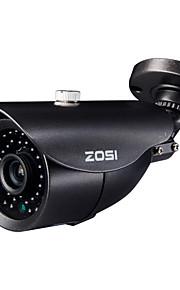 """zosi® 800tvl 1/3 """"CMOS IR cortó la cámara cámara seurity aire libre 42 llevó la visión nocturna 120 pies"""
