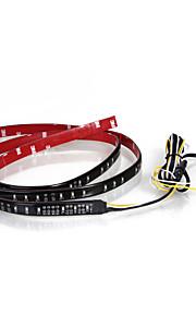 carchet fleksibel 5-funktion ledet bagklap lys bar strimmel bremse signal lyset lastbil SUV