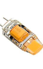 1.5W G4 Ampoules Maïs LED MR16 1 COB 150 lm Blanc Chaud / Blanc Froid Décorative DC 12 / AC 12 V 1 pièce