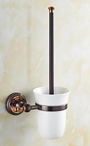 トイレブラシホルダー / 浴室小物,ネオクラシック グリーン ウォールマウント