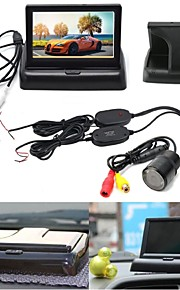 """Bakkamera-1/4"""" HD-farve-CMOS-170 grader-40 TV-linjer-720 x 576"""