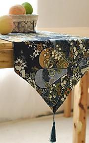 Japanse patroon tafelloper mode hotsale hoogwaardige katoen tafelblad deco