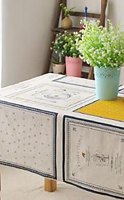 tafelkleed mode hotsale hoogwaardige katoen vierkante salontafel hoes van textiel handdoek