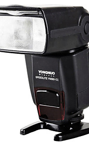 yongnuo yn560 iii gn58 trådløs flash Speedlite lommelygte yn560iii for canon nikon dslr kamera - sort