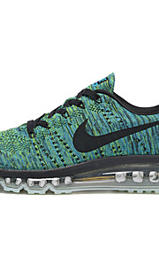 Nike Free Flyknit Air Max Mens Running Shoes Trainer Sneakers Shoes Black Green Leopard