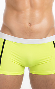 Men's Sexy Underwear Multicolor High-quality Polyester Boxers