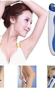 mens de las señoras inalámbrico pinzas de depilación eléctrica del cuerpo eliminación del vello facial herramienta para la eliminación