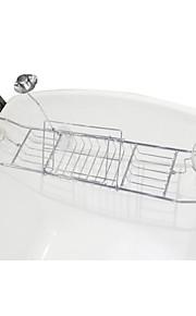 욕실 선반 / 칫솔 홀더 / 샤워 바구니,현대 크롬 벽걸이형
