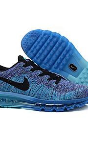 Nike flyknit air max miesten juoksukengät vaaleansininen \ Nike Airmax flyknit maxes miesten urheilu tennarit