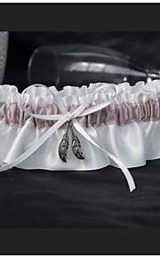 Leaves Bride Garter Wedding Decoration