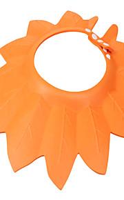 안전 샴푸 샤워 캡 목욕 및 양산 아기 아이 아이 소프트 캡 모자를 보호