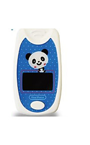 healforce импульс пальца оксиметр SpO2 пр-монитор для детей от 1 до 8, CSTN матричный ЖК-дисплей полноцветный дисплей