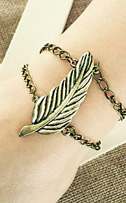Leaves Personalized  Luxury Casual Bracelet 1pc