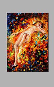 sexy nude nainen modernin seinälle sisustus ihmiset käsinmaalattu öljymaalaus valmis roikkua hyvälaatuista
