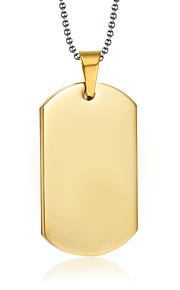 Goldfarben Anhänger Alltag / Normal 1 Stück Schmuck