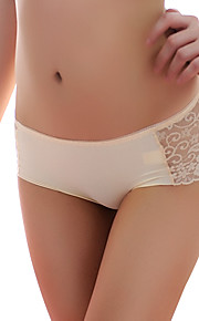 women's Ice free sexy pierced lace briefs