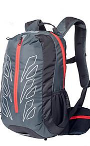 15 L mochila Acampada y Senderismo / Ciclismo Al Aire Libre Cremallera a prueba de agua / A Prueba de Humedad / A Prueba de Golpes
