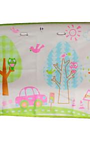 70 * 50 textiel auto gordijnen zon beschermer happy trip