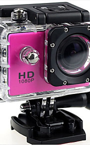 Other / leder kabel / Charger / Kabel / Sportskamera / Klemme / Vandtæt hus 1.5 1.3 MP 1280 x 720 30fps / 24 fps Nej -1 / 2 / 0 / -2 CMOS