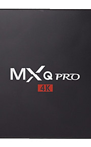 mxq pro Amlogic S905 quad core kodi volgeladen android 5.1 1gb 8gb 4k hdmi wifi airplay Miracast vs cs918, m8s tv box
