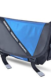 9 L Bolsa de hombro Acampada y Senderismo / Ciclismo Al Aire Libre Cremallera a prueba de agua / A Prueba de Humedad / A Prueba de Golpes