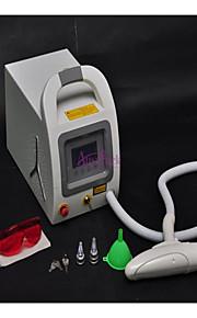 1064nm 532nm retrait commutateur q yag laser tatouage sourcil pigmentation nettoyant la machine soins de la peau de beauté