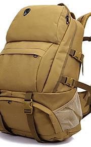 36-55 L mochila Acampada y Senderismo / Escalar / Deportes de ocio / Viaje / Ciclismo Interior / Al Aire LibreA prueba de polvo / A