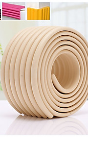 baby veilig corner guards beschermende strip bumper verbreed u vlakke tafel kinderbescherming strip verdikt (ramdon kleur)