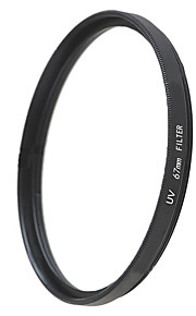 Emoblitz 67mm UV Ultra-Violet Protector Lens Filter Black