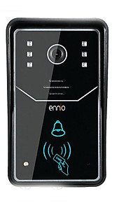 ennio wifi wireless access-kaart video-intercom deurbel videocamera op afstand thuisnetwerk