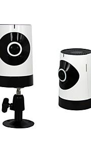 720p cylindrisk netværk hd 185 graders fiskeøje p2p wifi ip mini kamera med hjem sikkerhed