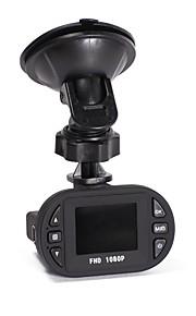 """Mini 1.5 """"TFT 5.0MP amplio ángulo de la videocámara DVR del coche con la visión nocturna IR LED-12"""