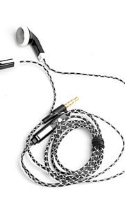 Ufeeling Ufeeling U6 I Øret-Hovedtelefoner (I Ørekanalen)ForMedie Player/Tablet / Mobiltelefon / ComputerWithMed Mikrofon / DJ /
