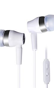 Neutral Product DT-209 Kanaal-oordopjes (in gehoorgang)ForMobiele telefoonWithVolume Controle