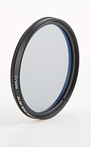 orsda® mc-cpl 52mm / 55mm super slim waterdicht gecoat (16 layer) FMC cpl filter