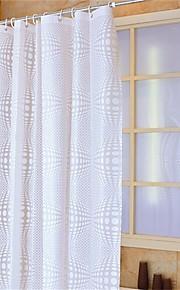 """moderne geometrisk mønster badeforhæng W71 """"× L71"""""""