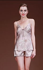 Women Suits Nightwear,Polyester