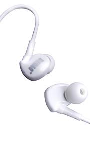 øre hovedtelefoner jogging sport mp3 vandtæt og sved universal telefon ledning med hvede dt-208