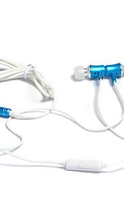 Ufeeling Ufeeling U08 I Øret-Hovedtelefoner (I Ørekanalen)ForMedie Player/Tablet / Mobiltelefon / ComputerWithMed Mikrofon / DJ /