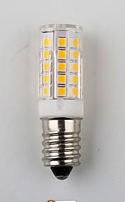 10W E14 Ampoules Maïs LED T 33 SMD 2835 450 lm Blanc Chaud / Blanc Naturel Décorative AC 100-240 V 1 pièce