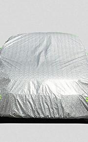 sommer varmeisolering, sol bevis, aluminium film, brandhæmmende bil dækning