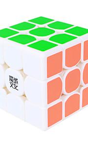 Кубики-головоломки IQ Cube Yongjun Три уровня Скорость Гладкая Speed Cube Магический кубик головоломка черный увядает / Кот ABS