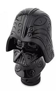 Modified Car Personalized Gear Stick Head Lever Darth Vader Manual Transmission Gear Shift Knob Universal