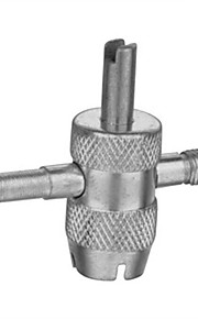 fire i en hardware værktøjer bildæk ventil reparation værktøj svensknøgle