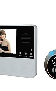 den nye intelligente video doorphone skærm, overvåge, overvåge video intercom dørklokken