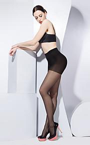 BONAS Women's Solid Color Medium Legging-@5003